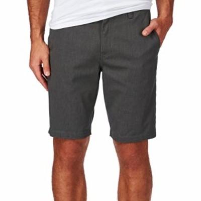 ボルコム Volcom メンズ ショートパンツ ボトムス・パンツ frickin modern stretch shorts Charcoal Heather