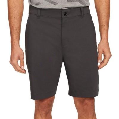 ナイキ カジュアルパンツ ボトムス メンズ Nike Men's Dri-FIT UV Chino Golf Shorts DarkSmokeGrey