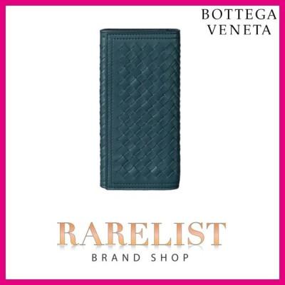 ボッテガヴェネタ BOTTEGA VENETA 財布 長財布 2つ折り 二つ折り ブライトン レザー 本革