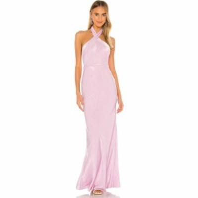 ラヴァーズフレンズ Lovers + Friends レディース パーティードレス ワンピース・ドレス Prosser Gown Lilac Purple