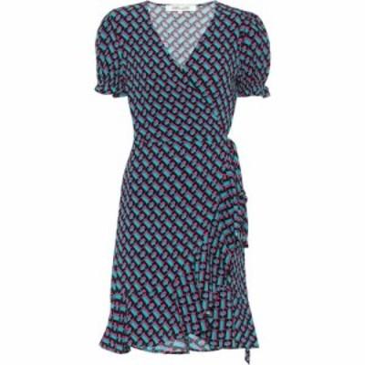 ダイアン フォン ファステンバーグ Diane von Furstenberg レディース ワンピース ワンピース・ドレス Emilia printed crepe minidress 3