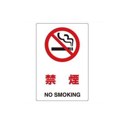 803-051 ピクトサイン(屋内案内用) 禁煙 エコユニボード 300×200×1.2mm厚 ユニット UNIT