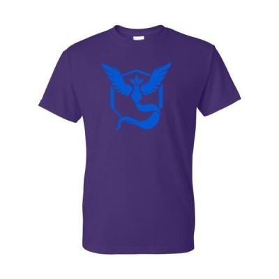 メンズ 衣類 トップス Pokemon Team Mystic Blue Mens Womens T-Shirt Tシャツ