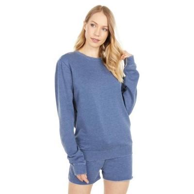 ジョイブラ レディース パーカー・スウェット アウター Undie Couture Acid Wash Sweatshirt