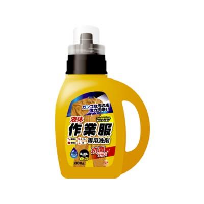 第一石鹸/ランドリークラブ 作業服専用液体洗剤 本体 800g