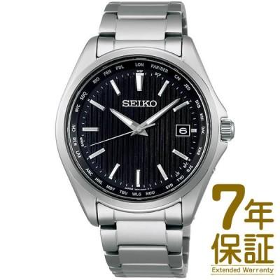 【国内正規品】SEIKO セイコー 腕時計 SBTM291 メンズ SEIKO SELECTION セイコーセレクション ソーラー 電波修正