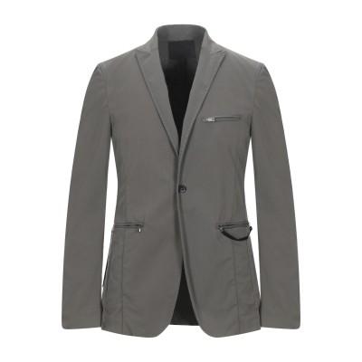 RICHMOND X テーラードジャケット ミリタリーグリーン 50 ナイロン 55% / コットン 42% / ポリウレタン 3% テーラードジャ