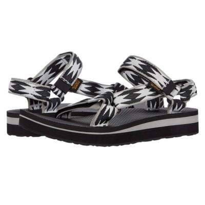 テバ Teva レディース サンダル・ミュール シューズ・靴 Midform Universal Halcon Black Multi