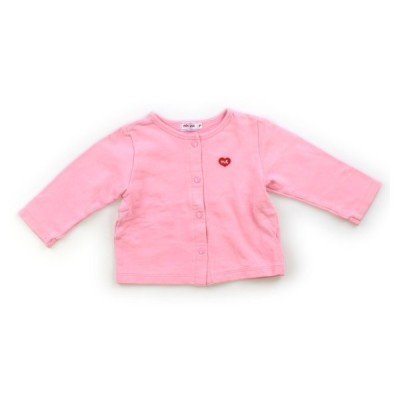 ミキハウス mikiHOUSE カーディガン 70サイズ 女の子 子供服 ベビー服 キッズ