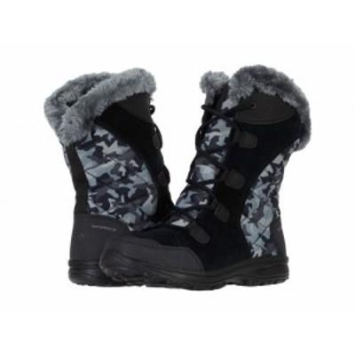 Columbia コロンビア レディース 女性用 シューズ 靴 ブーツ スノーブーツ Ice Maiden(TM) II Black/Ti Grey Steel【送料無料】