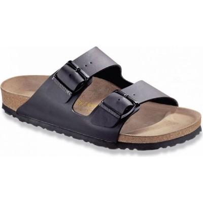 ビルケンシュトック Birkenstock レディース サンダル・ミュール シューズ・靴 Arizona Birko-Flor(TM) Sandals Black