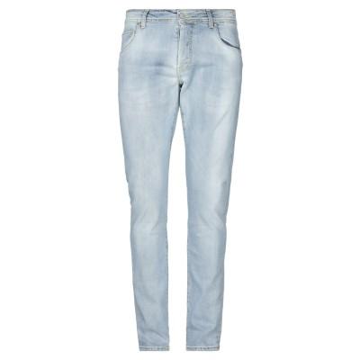 LIU •JO MAN ジーンズ ブルー 28 コットン 98% / ポリウレタン 2% ジーンズ