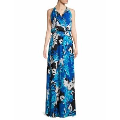 パーカー レディース ワンピース Amos Leaf Print Dress