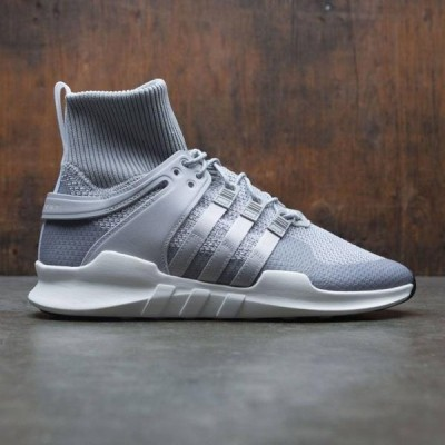 ユニセックス スニーカー シューズ Adidas Men EQT Support ADV Winter (gray / grey two / footwear white)