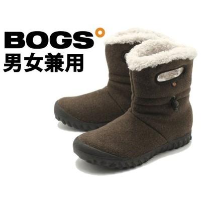 ボグス メンズ レディース ブーツ Bモック ウール BOGS 01-13101573