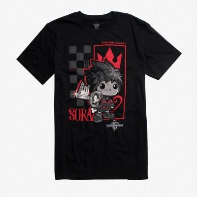 キングダムハーツ Tシャツ ディズニー Disney ソラ 半袖 レディース メンズ