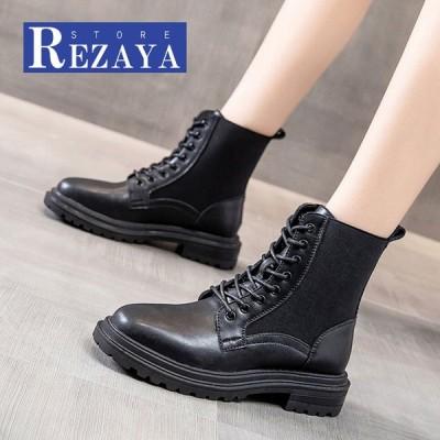 レディース ロングブーツ ブーツ ワークブーツ 靴 レディースブーツ ミリタリーブーツ マウンテンブーツ 牛革 合わせやすい