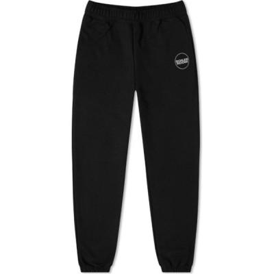 ボイラールーム Boiler Room メンズ スウェット・ジャージ ボトムス・パンツ 3M Fleece Sweat Pant Black