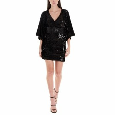 IRO/イロ Black   Minia sequins dress レディース 春夏2020 20SWP33MINIABLA01 ju