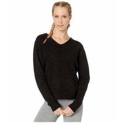 オンジー ニット&セーター アウター レディース Ballet Sweater Black