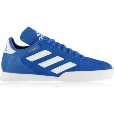アディダス adidas メンズ スニーカー シューズ・靴 Copa Super Suede Trainers Blue/White