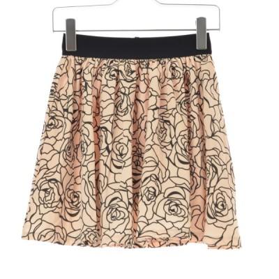 GRAZIE / グラッチェ 花柄 スカート