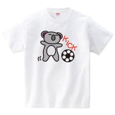コアランド-KICK-(Tシャツ・ホワイト)