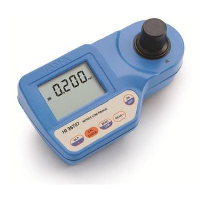 本体のみ ポータブル 亜硝酸態窒素測定器 HI 96707 0.000〜0.600mg/L NO2?N 測定 計測 吸光光度計 イオン計 ハンナ カ施 代引不可
