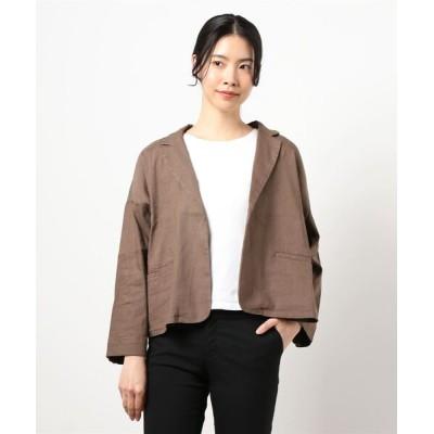MELROSE claire / テーラーオーバージャケット WOMEN ジャケット/アウター > テーラードジャケット