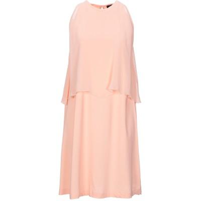 テッサ .TESSA ミニワンピース&ドレス ピンク 38 レーヨン 95% / ポリウレタン 5% ミニワンピース&ドレス