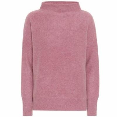 ヴィンス Vince レディース ニット・セーター トップス Funnel-neck cashmere sweater