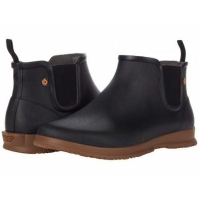 Bogs ボグス レディース 女性用 シューズ 靴 ブーツ レインブーツ Sweetpea Boot Wide Black【送料無料】
