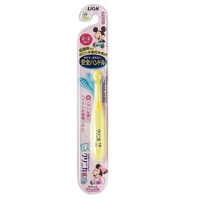 ■ ライオンクリニカKid's歯ブラシ0-2才用