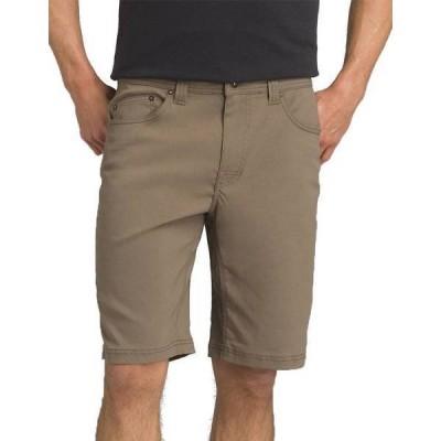 プラーナ メンズ ハーフパンツ・ショーツ ボトムス prAna Men's Brion Shorts (Regular and Big & Tall)