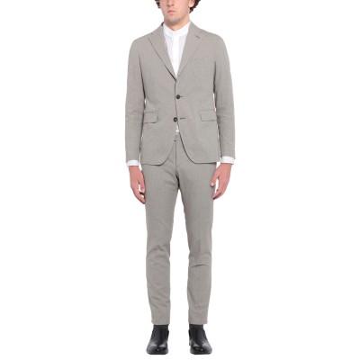タリアトーレ TAGLIATORE スーツ カーキ 52 コットン 100% スーツ