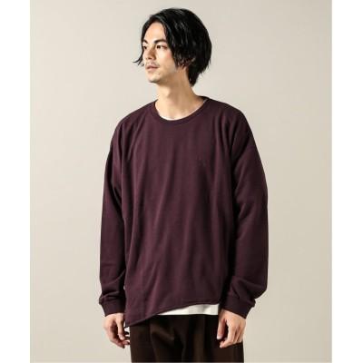【ジャーナルスタンダード】 ロングTシャツ メンズ パープル 1 JOURNAL STANDARD