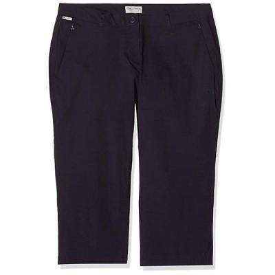 Craghoppers Kiwi プロ II レディース Trousers (Regular)- AW19 - スモール - ブルー(海外取寄せ品)