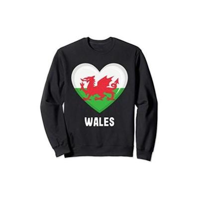 ウェールズ国旗シャツ トレーナー