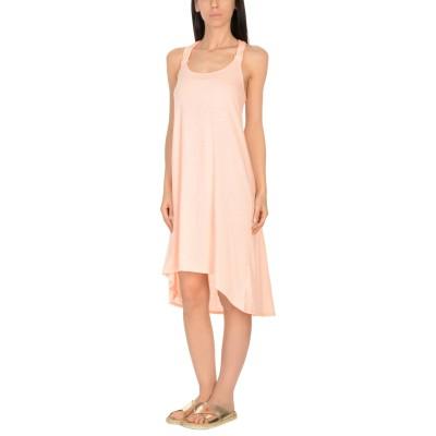 ハイディクライン HEIDI KLEIN ビーチドレス サーモンピンク M ポリエステル 100% ビーチドレス
