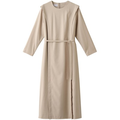 RIM.ARK リムアーク Double I line long dress/ドレス・ワンピース レディース ライトベージュ F