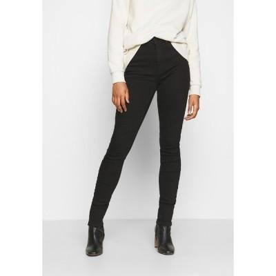 ノイジーメイ デニムパンツ レディース ボトムス NMCALLIE CHIC - Jeans Skinny Fit - black
