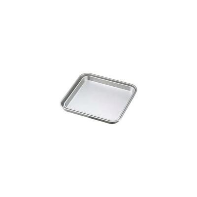 アルマイト角盆27cm CD:024060