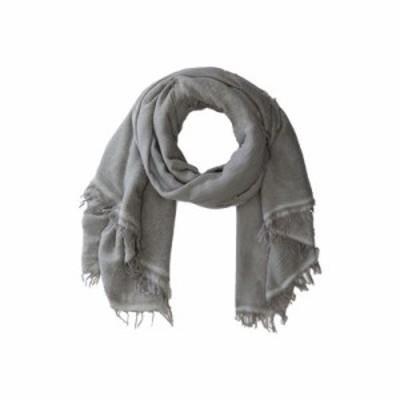 ラグ&ボーン マフラー・スカーフ・ストール Lurex Stripe Scarf Light Grey