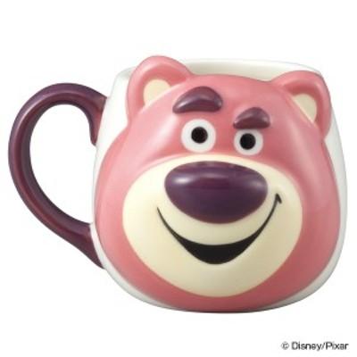 マグカップ 350ml ロッツォ・ハグベア コップ マグ キャラクター ( 食洗機対応 電子レンジ対応 トイストーリー ロッツォ ディズニー )