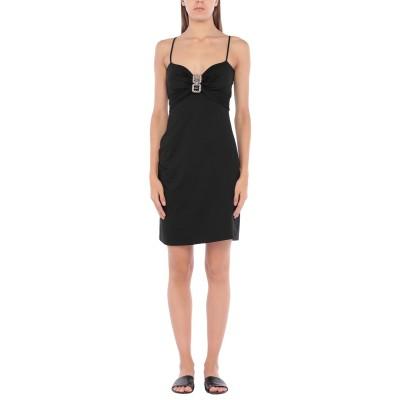 VDP BEACH ビーチドレス ブラック 3 ナイロン 89% / ポリウレタン 11% ビーチドレス
