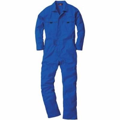 桑和(SOWA) 続服 8/ブルー S~LLサイズ 9300 【作業着 作業服 ワークウェア ウエア つなぎ メンズ レディース】