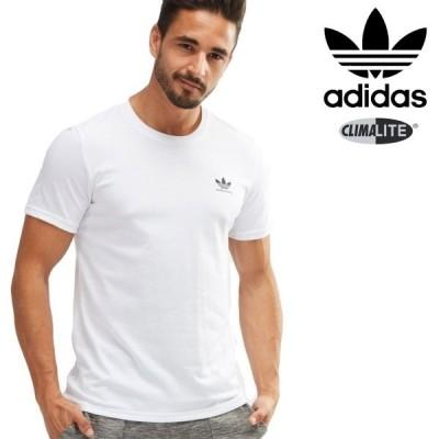 adidas アディダス Tシャツ メンズ オリジナルズ 半袖 ブランド USA直輸入 ホワイト 白 CW23H45 181225 プレゼント ギフト