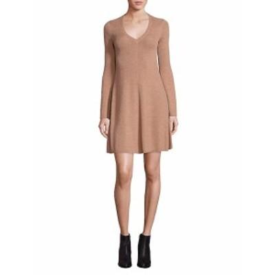 BCBG マックスアズリア レディース ワンピース Althea Merino Wool Knit A-Line Dress