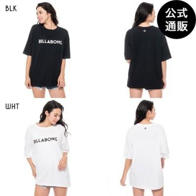 OUTLET BILLABONG レディース ルーズTシャツ 2020年春夏モデル