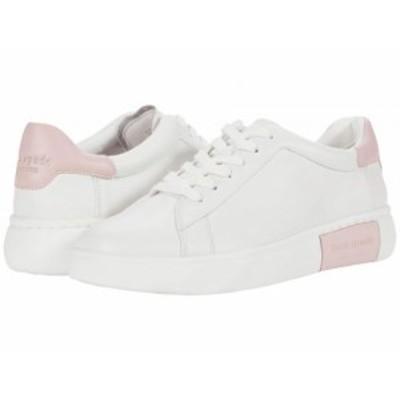 Kate Spade New York ケイト・スペード レディース 女性用 シューズ 靴 スニーカー 運動靴 Lift Optic White/Tutu Pink【送料無料】